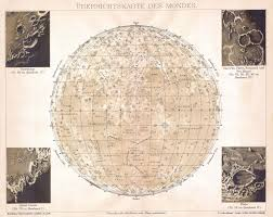 Moon Map File 1898 Brockhaus Map Of The Moon Geographicus Moon
