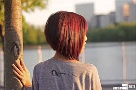 graduated bob hairstyles 2015 redhead side view of graduated bob hairstyles weekly