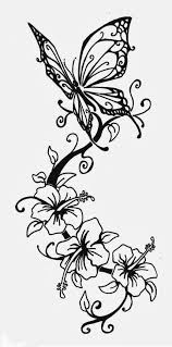 tattoos book free printable stencils insects stencils