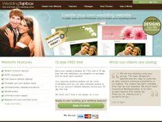 free personal wedding websites build your wedding website w weddingtoolbox for 50 build
