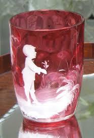 Antique Cranberry Glass Vase 53 Best Mary Gregory Images On Pinterest Glass Vase Antique