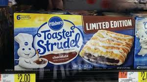 Pumpkin Toaster Strudel Pillsbury Limited Edition Chocolate Toaster Strudel Pastries I