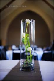 Long Vase Centerpieces by Minimalist Wedding Centerpiece Tutorial Minimalist Centerpiece