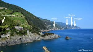 Manarola Italy Map by What To See And Do In Monterosso In The Cinque Terre