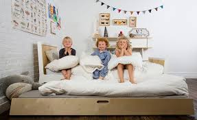 Childrens Beds Nubie - Non toxic childrens bedroom furniture
