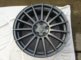 vwvortex com set of 18 x 8 audi oem titanium wheels from b7 a4