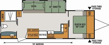 prowler travel trailers floor plans uncategorized coleman travel trailers floor plans for fantastic