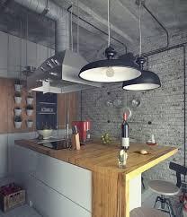 hotte industrielle cuisine cuisine industrielle 43 inspirations pour un style industriel