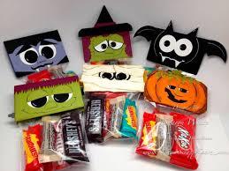 Halloween Goodie Bags Halloween Candy Bag Ideas Halloween Candy Bags Halloween Treat