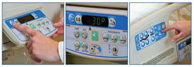 a hospital bed that speeds healing components content from