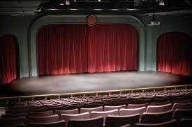 Stage With Curtains Adventure Stage Chicago Vittum Theater Spacefinder Chicago