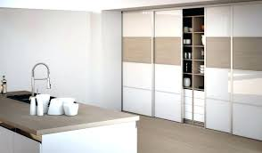 meuble cuisine porte coulissante porte placard cuisine pas cher portes placard cuisine porte
