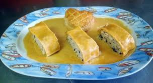 comment cuisiner un sandre recette de chef à chef cannellonis de sandre saumon