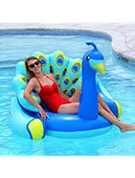 amazon pool floats amazon com pool rafts inflatable ride ons toys games