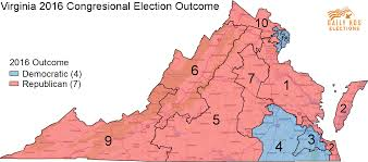 Midterm Election Map by Here U0027s What Virginia Might Have Looked Like In 2016 Without