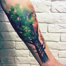 tree designs forearm creativefan