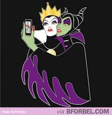 Maleficent Meme - maleficent and the evil queen takes a selfie b for bel