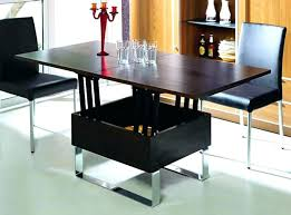 fold out coffee dining table convertible shelf table table convertible adjustable convertible