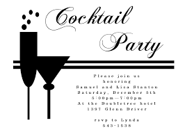 cocktail clipart black and white unique cocktail party invitation custom created for partiers who