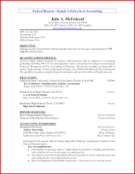 Administrative Officer Sample Resume Unique Accounting Job Resume Mailing Format