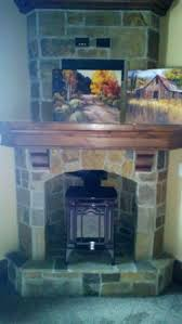 giant clock front stone fireplace faithful doors ideas cleaning