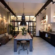 Industrial Style Lighting For A Kitchen Industrial Style Track Lighting Home Design Hay Us