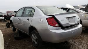 lexus salvage yards okc junkyard find 2004 saturn ion sedan with manual transmission