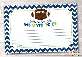 to be advice cards football printable advice cards erin bradley ink obsession
