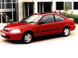 Honda Civic 2000 Specs Honda Civic Coupe Uk Spec Ej7 U00271996 U201398