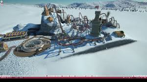 planet coaster lets play winter update free dlc including snow