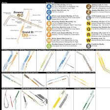 Brooklyn Subway Map by Brooklyn Man Creates U0027complete U0026 Geographically Accurate U0027 Nyc
