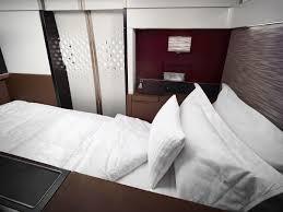 Etihad First Apartment Etihad Boeing 787 First Class Suite Abu Dhabi Brisbane Airline