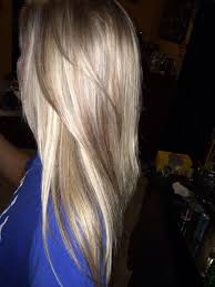 long blonde hair with dark low lights long blonde hairstyles with lowlights hair