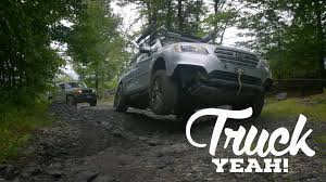 subaru baja off road a lifted subaru outback is the best suv you can buy youtube