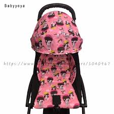 Stroller Canopy Replacement online shop replace textile hood for baby yoya stroller backrest