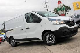 renault minivan f1 2017 renault trafic 103kw x82 white for sale in bundoora