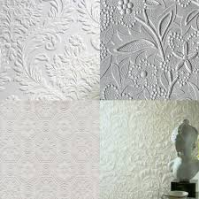 Paintable Textured Wallpaper by Interior Anaglypta Paintable Wallpaper Patterns Paintable