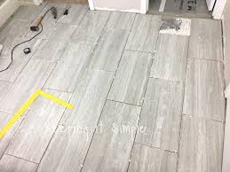 Laminate Flooring In A Bathroom Tips On How To Install Tile Flooring In A Bathroom With Ridgemont