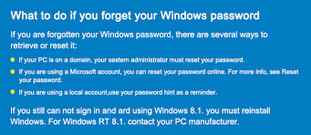 resetting windows password without disk windows 10 forgot login password reset without disk or microsoft account