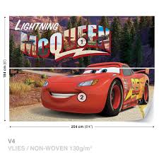 wall mural photo wallpaper xxl disney cars lightning mcqueen wall mural photo wallpaper xxl disney cars lightning