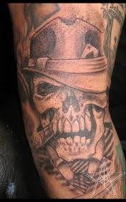 skull tattoos muskegon michigan usa