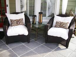 Porch Chairs Porch Furniture Sets Real Wicker Patio Sets Outdoor - Porch furniture