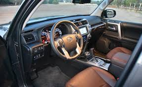 toyota 4runner interior colors the spousal report 2017 toyota 4runner review ny daily