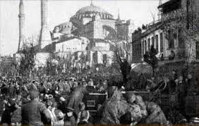 Sultanahmet Mitingi hakkında bilgi