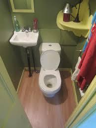 Tiny Bathroom by Relaxshacks Com A Tiny Tiny Bathroom In A Tiny Bunk House In Maine