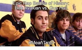 Rap Battle Meme - rap battles of history bob avakian vs guus hall mean trots meme