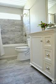 Grey Tiled Bathroom Ideas by 10 Best Guest Bathroom Images On Pinterest Bathroom Ideas Tile
