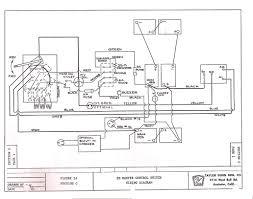 ezgo wire diagram ez go electric golf cart wiring diagram basic