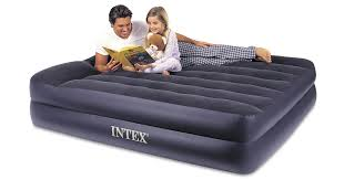 Intex Sofa Bed Amazon Intex Twin Airbed W Built In Pillow And Pump Only 21 99