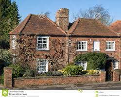 old english cottage stock image image 5428521